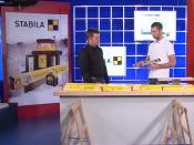Werkzeug TV Stabila Wasserwaage